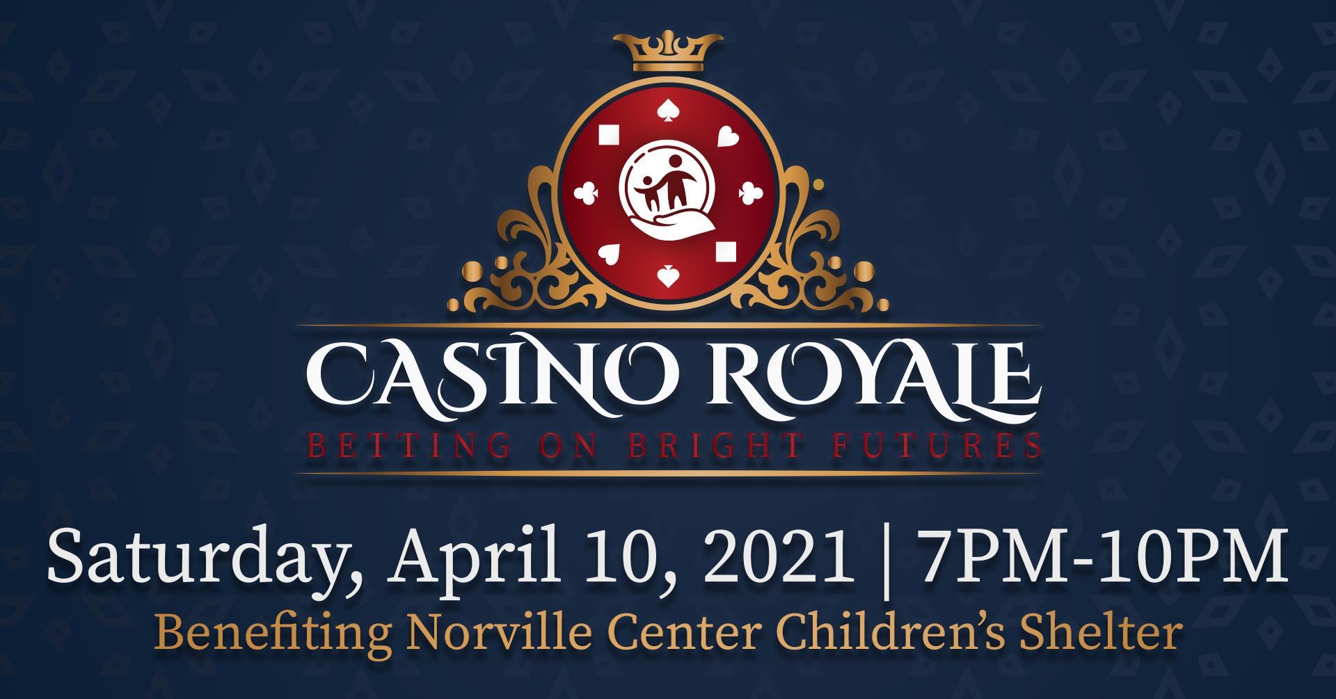 Casion Royale April 10, 2021